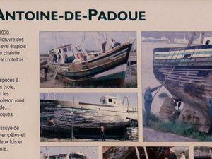 Le Saint-Antoine-de-Padoue sauvé des eaux... et du feu