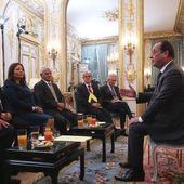L'offense faite par François Hollande au Quartet