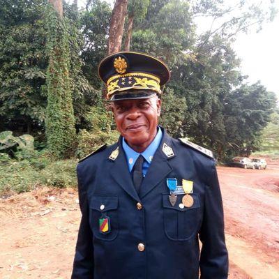 Cameroun - sûreté nationale : François Nzeguini kuedzep promu au grade de commissaire de police.