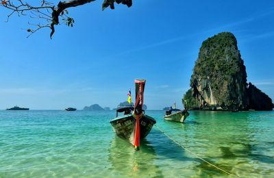 Thaïlande - Plage - Photographie - Wallpaper - Free