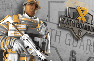 Rainbow Six Siege – Ubisoft annonce le lancement de l'initiative Sixth Guardian