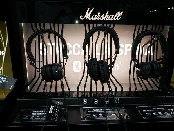 Marshall @ Sound Days 2018 - photos: Tests et Bons Plans