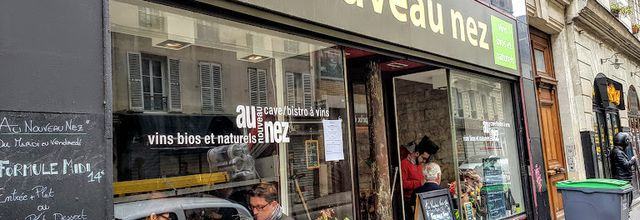 Au Nouveau nez (Paris 11) : Italien simple et pas cher