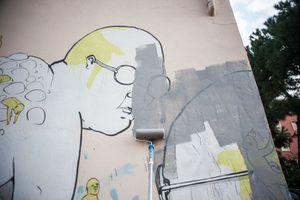 Street Art, la Bombe Ironique (3)