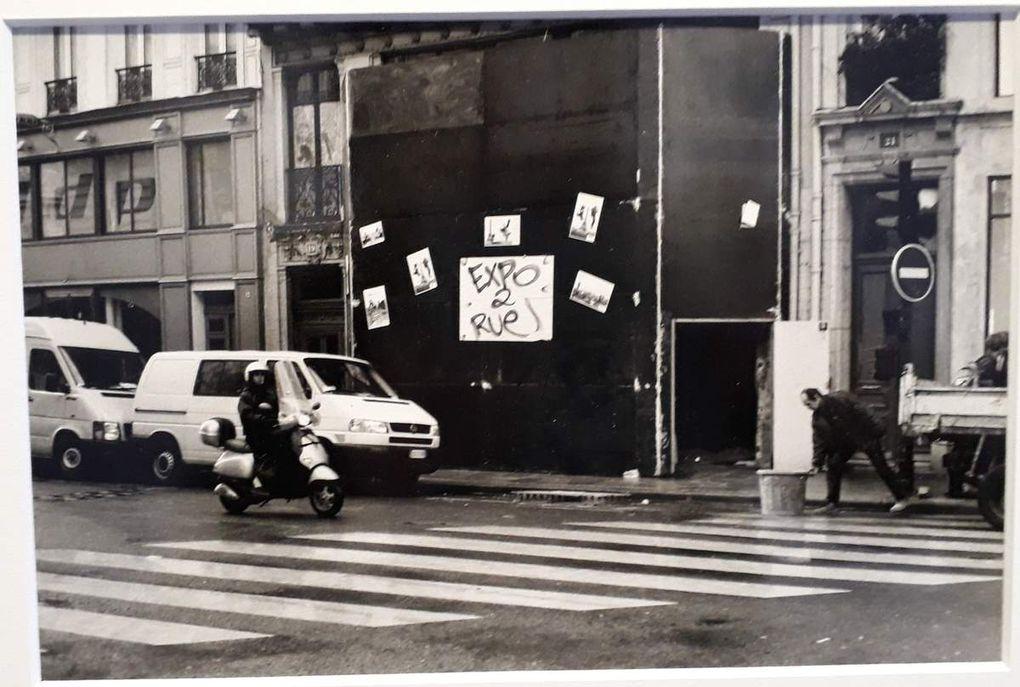 """JR à la Maison Européenne de la Photographie : """"Momentum, la mécanique de l'épreuve"""""""
