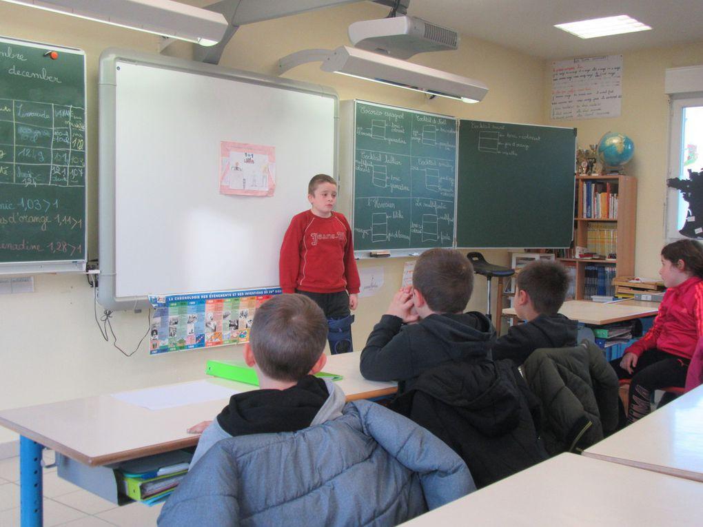 Les droits des enfants présentés aux CP-CE1