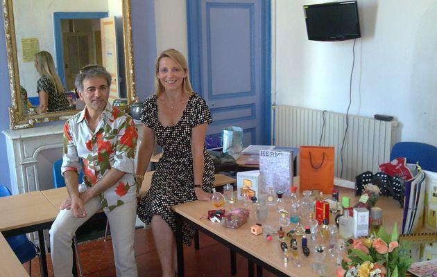 L 'atelier PARFUMS - Accent Francais Montpellier