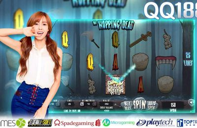 The Hopping Dead an Online Video Slot Machine with Nice Bonuses