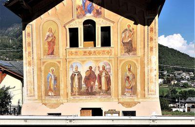 44a – Saint-Rhémy-en-Bosses – Saint-Oyen – Echevennoz – Gignod – Aosta : 30 km (1134 km)