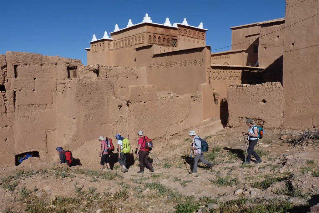 Retour du trek au Maroc pour les GRBueil
