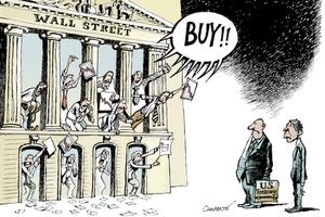 Actualité - Bourse : parfum de débâcle
