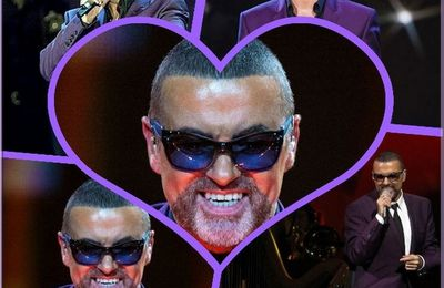 GEORGE MICHAEL - 25 JUIN BIRTHDAY GEORGE MICHAEL- JOURNEE SPECIALE EN MUSIQUE !!