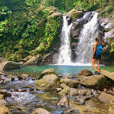 Voilà une idée de Randonnée à faire dans le Sud de la Martinique ! Vue à 360° ! Magnifique !
