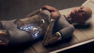 Ex Machina - d'Alex Garland - 2015