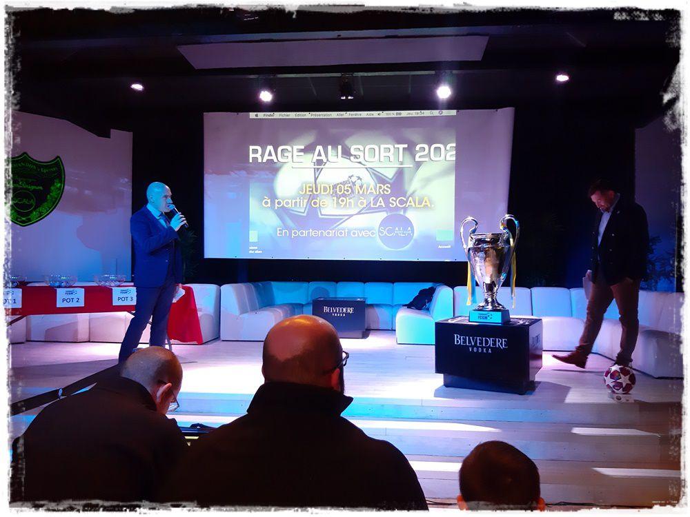 FCGM Champions League U10 2020 ; Le TIRAGE AU SORT