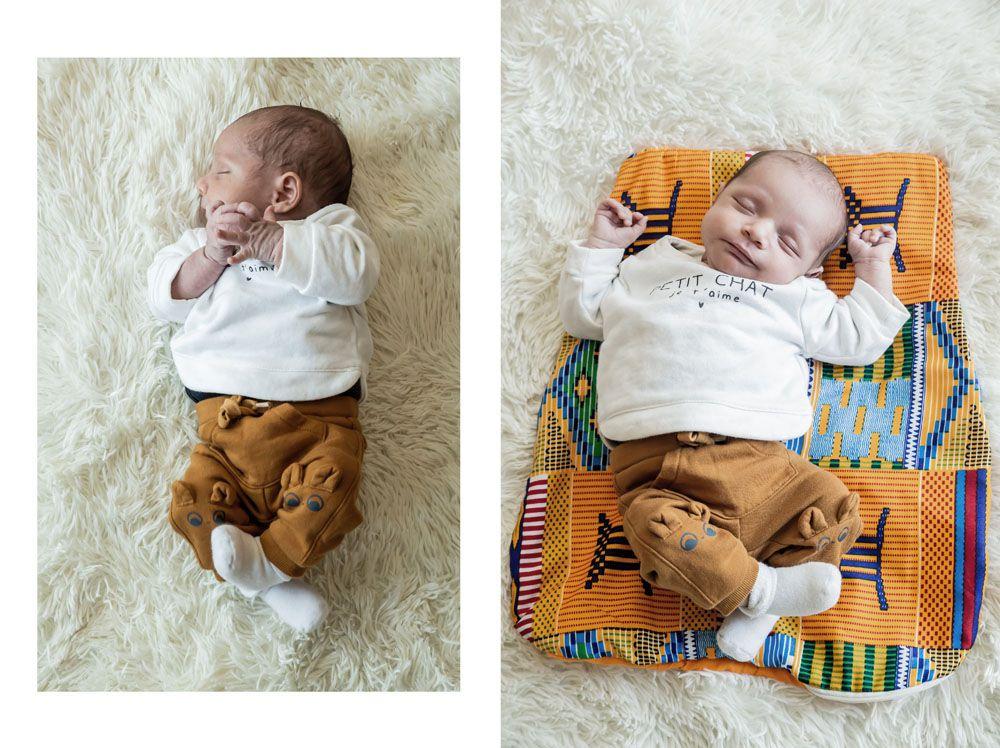 Séance photo nouveau-né du 03/05/21, photographe Marcheprime