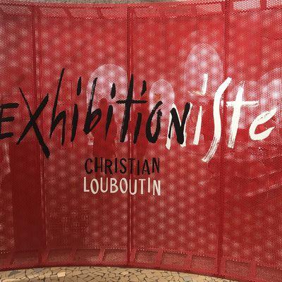 L'exposition : Christian Louboutin, l'exhibitionniste [Palais de la Porte Dorée, Paris]