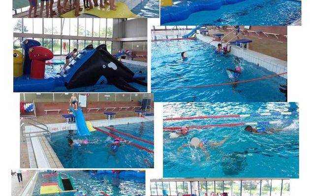 La piscine dans le cadre scolaire