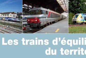 Bilan du renouveau des Trains d'Equilibre du Territoire