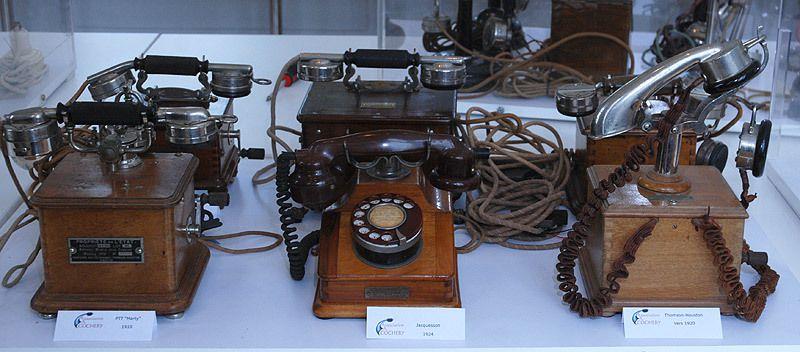 Les Télécoms de Chappe à Internet