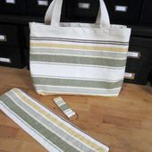 Sew Many Ways...: tote bag