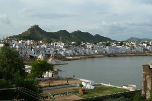 J11 – Lundi 25 juillet : Pushkar
