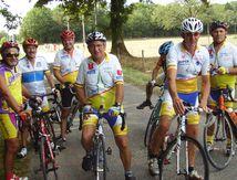Le CC Exideuil au Tour du Limousin
