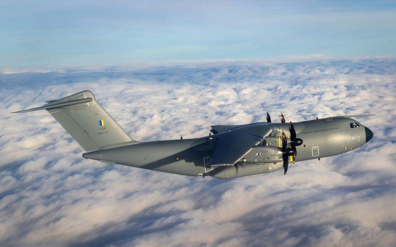 """La Malaisie réceptionne son premier A400M """"Atlas"""""""