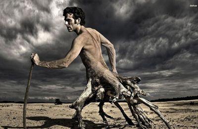 La vallée de l'étrange, peuplée de créatures humaines et non-humaines... !