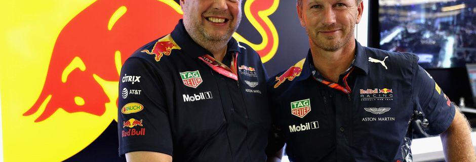 Aston Martin devient le sponsor-titre de Red Bull