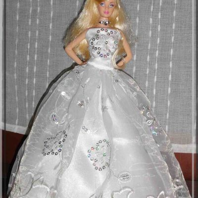 Barbie se marie