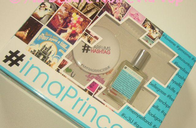 """Exclusivité : #imaPrincess, le parfum connecté """"New Generation"""""""