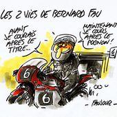 """Bernard Fau cherche du """"blé"""" - frico-racing-passion moto"""