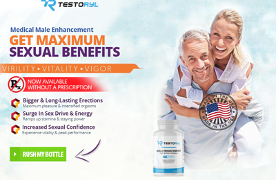 Testoryl Male Enhancement: Natural Tips Read, Reviews, Side Effects, Work of Testoryl Male Enhancement, Price & Purchase!