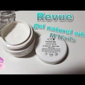 M'Nails gel french normal white n°502 Revue