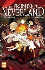 The promised Neverland - Tome 3 : En éclats