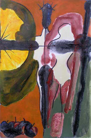Exposition Peindre en liberté 2014