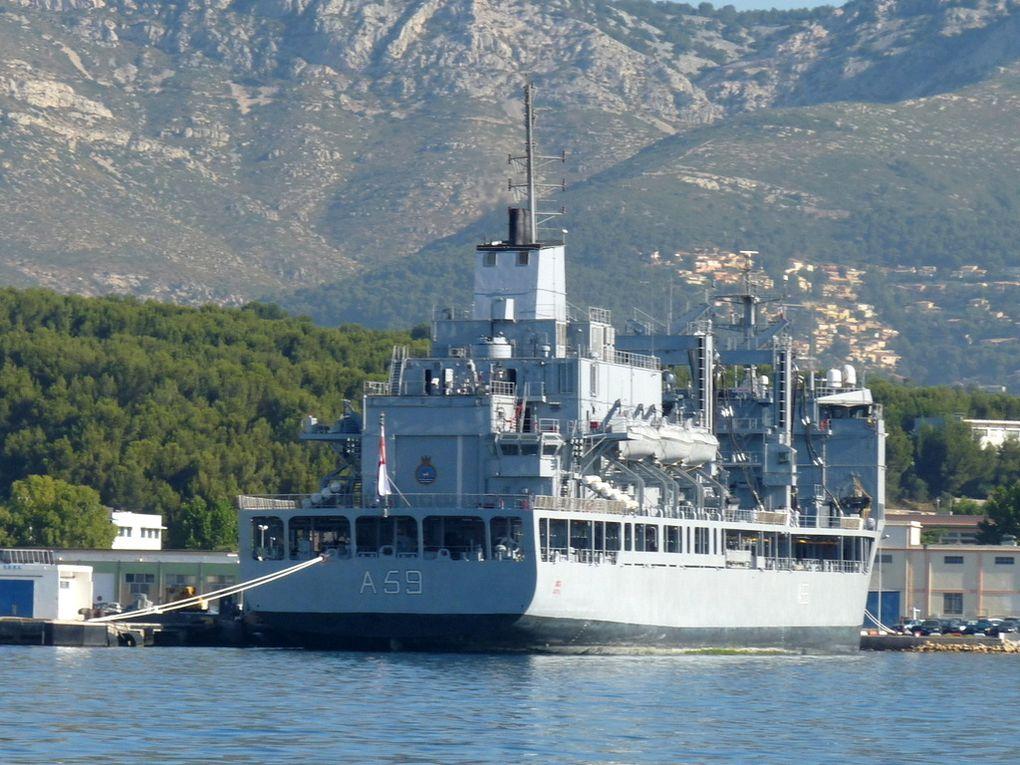 ADITYA  A59 , Pétrolier ravitailleur de la marine indienne
