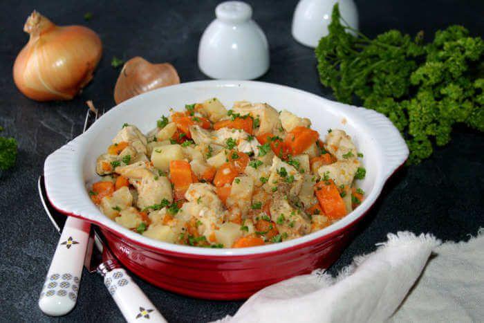 plat-complet-légumes-poulet-recette-ww