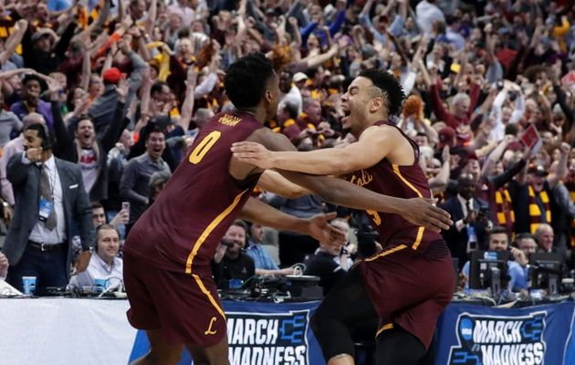 March Madness : Loyola suprend Miami à la dernière seconde