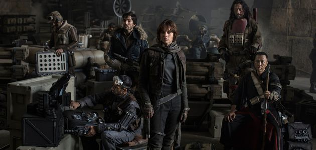 """ROGUE ONE: A STAR WARS STORY"", BANDE-ANNONCE EVENEMENT"