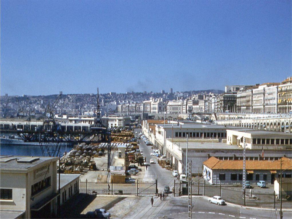 De magnifiques photos prisent en 1961 et 1962 par Philippe FOUCHER de la 7eme Cie du 2/22 R.I.