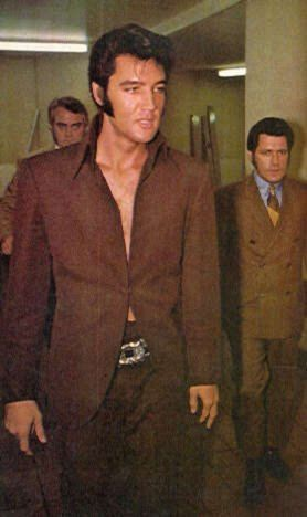 Photos rares Elvis presley