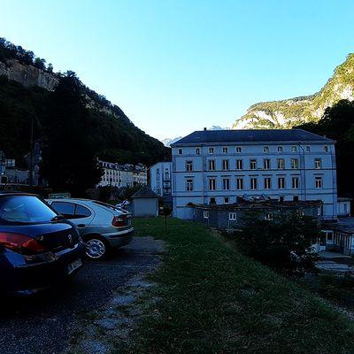 Les Eaux Chaudes / la cabane de Cambeilh en VTTAE...