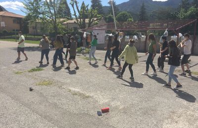Castellane Des élèves éco délégués