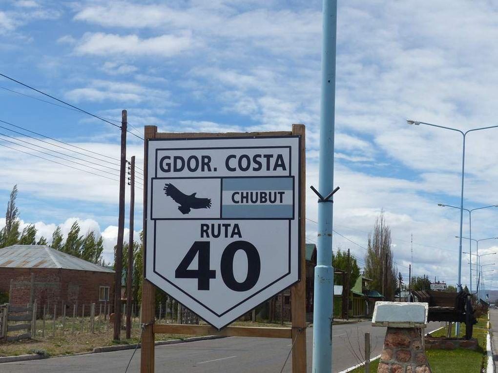 Sur la Ruta 40