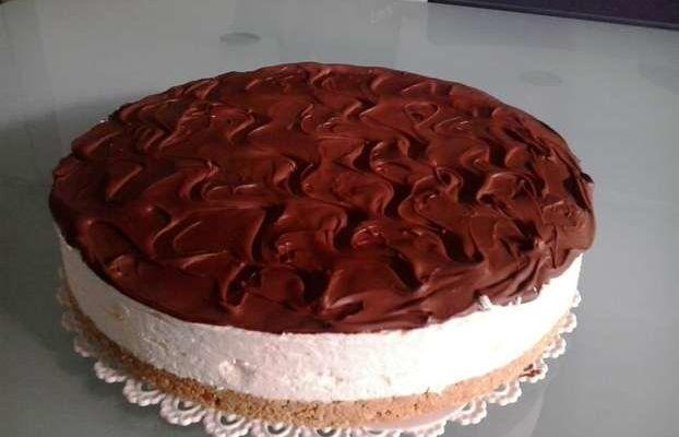 Cheesecake al mascarpone e nutella