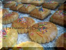 Halwet etaba3 « gâteau algérien »