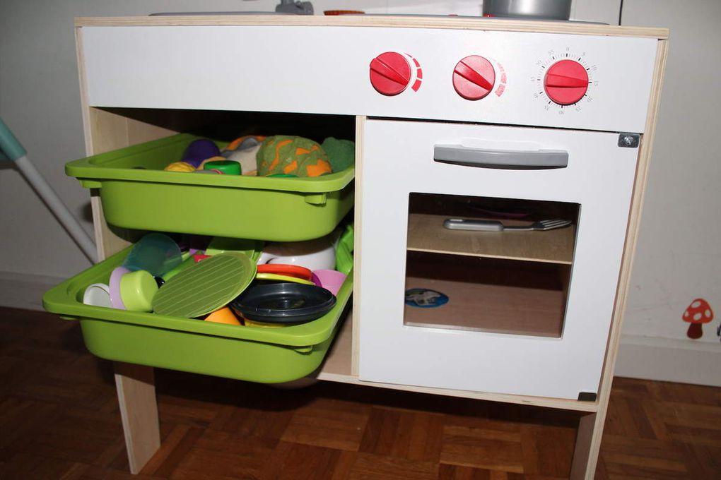 [Test] Papa Online ! est gourmand et a testé pour vous... la grande cuisine en bois Oxybul