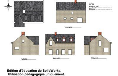 SPA SN-MELEC  Plans d'urbanisme et d'architecture [ partie 2 ]